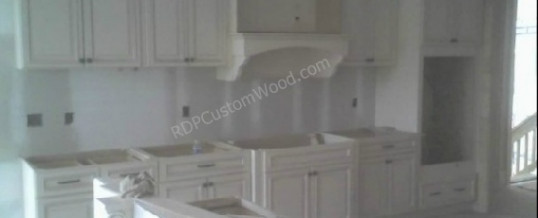 Kitchen Cabinet Install