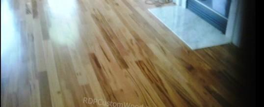 Tiger Wood Hard Wood Floor
