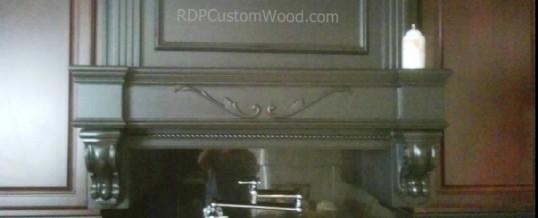 Custom Made Range Hood