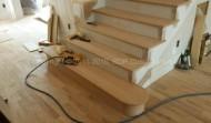 Custom Built Staircase & Banister