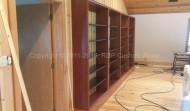 Custom Built Bookshelves