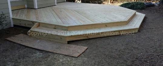 Custom Built Decks